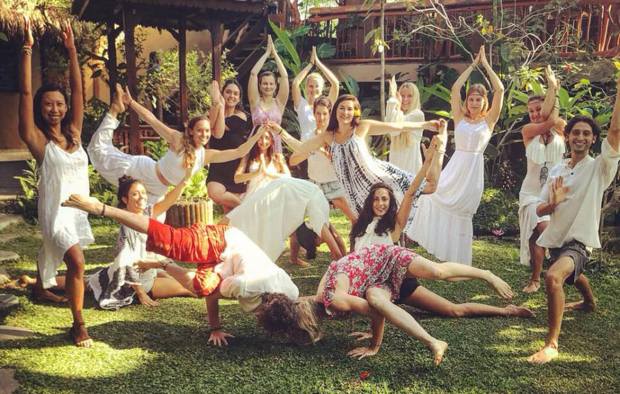 Bali Bliss 200hr Yoga Teacher Training Course with Sacred Paths Yoga